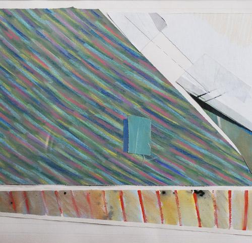 Richard Diebenkorn Abstract Construction