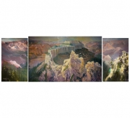 Grand Canyon (Triptic)