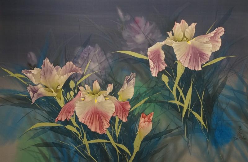 Iris-3 by David Lee   J-Art Gallery