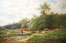 Pastoral Scene, 1883