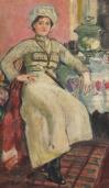 Russack Woman (Russian Dancer)
