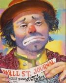 Wall Street Clown