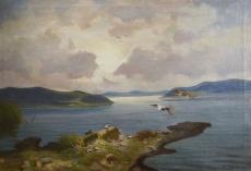 Untitled (Lake Scene)