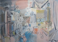 In Style of Dufy